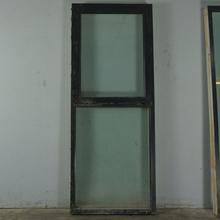 Fastkarm vinduesparti m topstyret, Træ, 012485