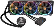 Water 3.0 Riing RGB 360 CPU-fläktar - Vattenkylare - Max 26 dBA