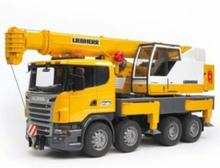 SCANIA R-series Liebherr crane truck 3570