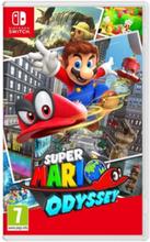 Super Mario Odyssey - Switch - Platformowa