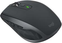 MX Anywhere 2S Wireless Mouse - Graphite - Mouse - Laser - 7 knappar - Svart