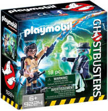 Ghostbusters - 9224 Spengler and ghost