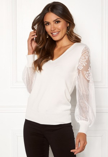 Happy Holly Laura sweater Offwhite 32/34