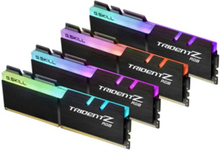 TridentZ RGB DDR4-3200 C16 QC - 32GB