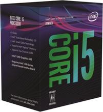 Core i5-8400 Coffee Lake CPU - 6 kärnor 2,8 GHz - LGA1151 - Boxed