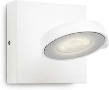 CLOCKWORK single spot white 1x4.5W SELV Spot Skinner