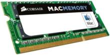 Mac Memory minne - 4 GB - SO DIMM 204-stifts - DDR3