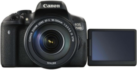 EOS 750D 18-135mm IS STM
