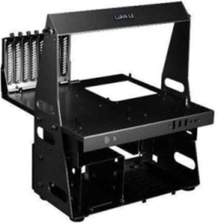 PC-T60B - provbänk - Chassi - Testbänk - Svart