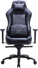 Zone Evolution Gaming Chair Gaming Stol - Svart - PU-skin - Upp till 120 kg