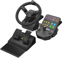 Farm Sim Controller - Joystick, pedals and throttle - PC