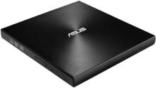 ZenDrive U7M SDRW-08U7M-U - DVD±RW- (±R - DVD-RW (Brännare) - USB 2.0 - Svart