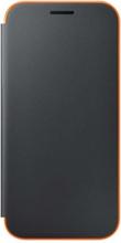 Galaxy A3 (2017) Wallet-Cover Black