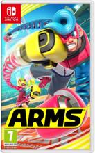 ARMS - Switch - Bijatyka
