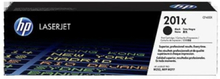 201X / CF400X - Tonerkassett Svart