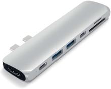 USB-C PRO Hub with 4K HDMI 85W - Silver