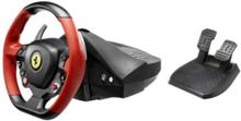 Ferrari 458 Spider - Hjul & Pedal Set - Microsoft Xbox One S