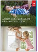 Photoshop Elements 2018 & Premiere Elements 2018 -