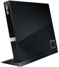 SBC-06D2X-U/BLK/G/AS - Bluray-ROM (Läsare) - USB 2.0 - Svart