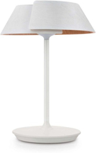 Nonagon Table Lamp 6.7W - White