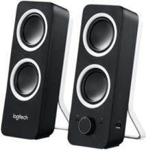 Z200 - högtalare - kabelansluten - 2.0-kanals - Black