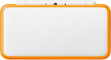 New 2DS XL - White & Orange