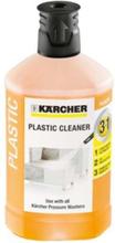 tillbehör Plug'n'Clean Plastic Cleaner 1L