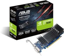 GeForce GT 1030 Silent Low Profile - 2GB GDDR5 RAM - Grafikkort