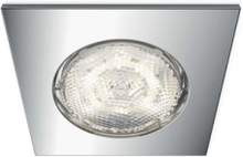 Dreaminess Recessed Chrome 3x4.5W