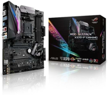 ROG STRIX X370-F GAMING Moderkort - AMD X370 - AMD AM4 socket - DDR4 RAM - ATX