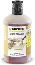 tillbehör Plug'n'Clean Wood Cleaner 1L