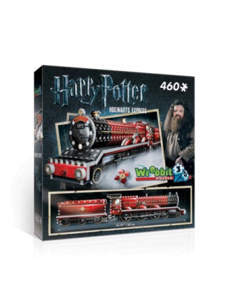 Harry Potter Hogwarts Express (460 pcs) Puzzle 3D