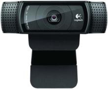 HD Pro Webcam C920 - webbkamera