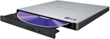 GP57ES40 - DVD±RW- (±R DL-) / DVD-RAM-en - DVD-RW (Brännare) - USB 2.0 - Silver
