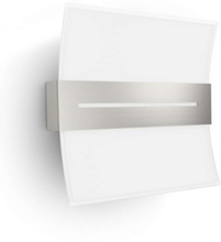 Brazos Wall Lamp 6W - Nickel