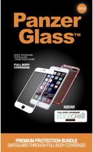 Apple iPhone 6/6s - Rose Gold w/ EdgeGrip (Premium Glass)