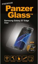Samsung Galaxy S7 Edge - Clear (Premium Glass)