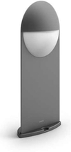 Capricorn pedestal anthracite 1x6W