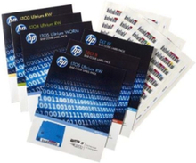 Ultrium 6 RW Bar Code Label Pack