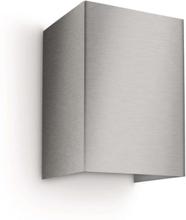 Hopsack Wall Lamp 3W - Nickel