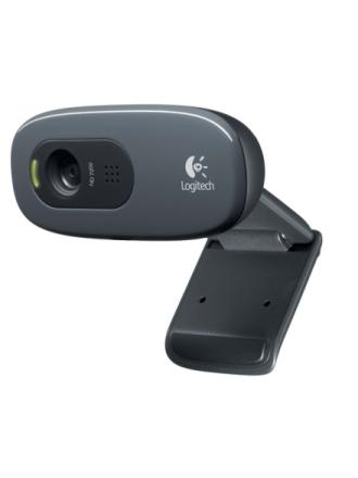 C270 HD Webcam Refresh - Black