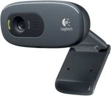 C270 HD Webcam Refresh - Black