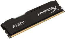 HyperX Fury DDR3-1600 BK C10 SC - 8GB