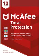 Total Protection - Nordisk Elektronisk