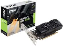 GeForce GTX 1050 Ti Low Profile - 4GB GDDR5 RAM - Grafikkort