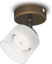 Fremont Single Spot 4W - Bronze Spot Skinner