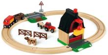 World - Farm Railway Set