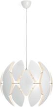 Chiffon pendant white 1x60W 230V Hängen