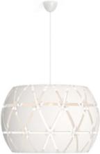 Sandalwood pendant white 1x60W 230V Hängen