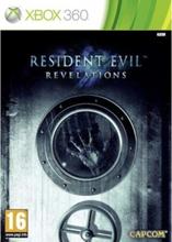 Resident Evil: Revelations - Microsoft Xbox 360 - Action